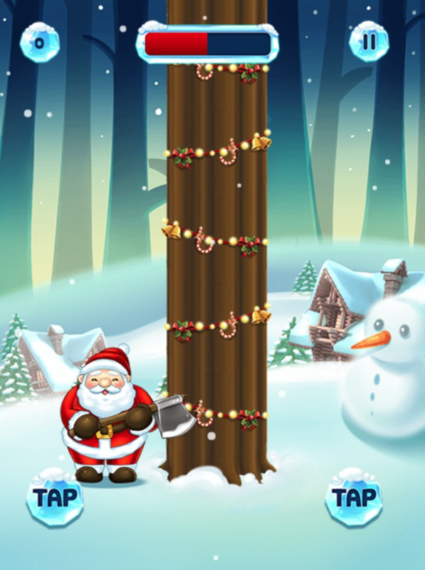 Christmas Tree Fun Game