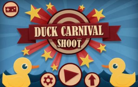 Duck Carnival Shoot