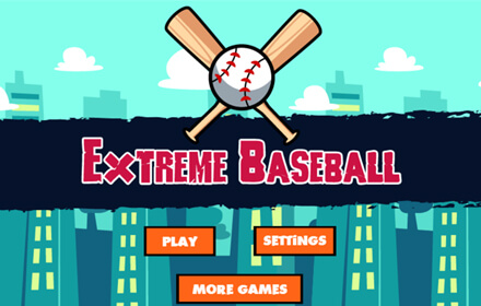 Extreme Baseball Featured