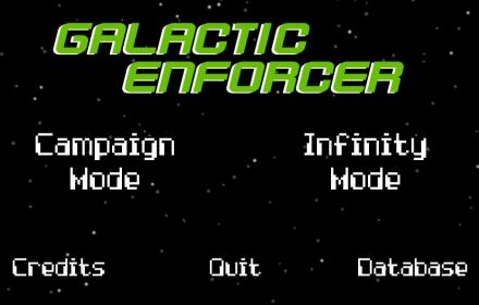 Galactic Enforcer