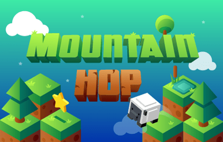 Best HTML5 Games 2016 - Mountain Hop