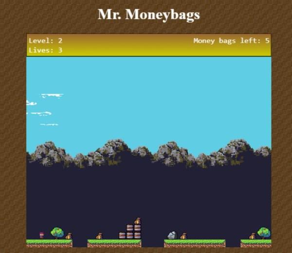Mr Moneybags