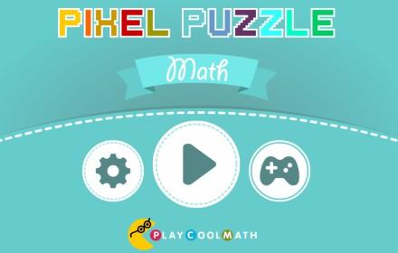 Pixel Puzzle Math