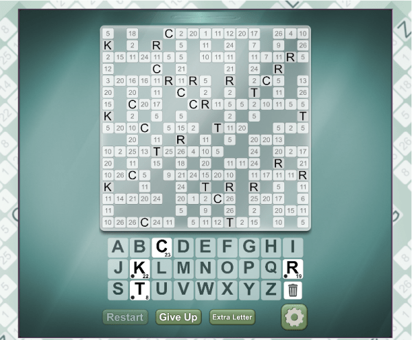 Codewords Infinite Genius Edition - screenshot
