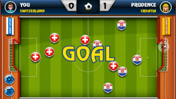 smart soccer html5 game - goal