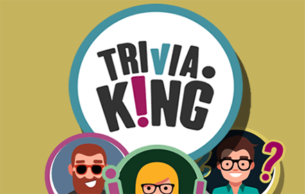 Trivia King HTML5 Featured