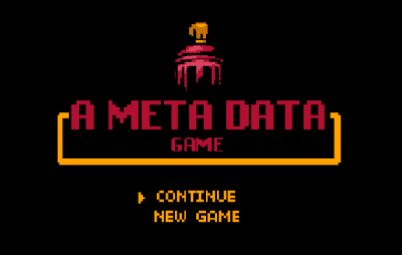A Meta Data Game