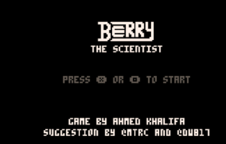 Berry the Scientist