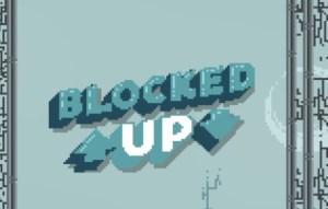blocked up