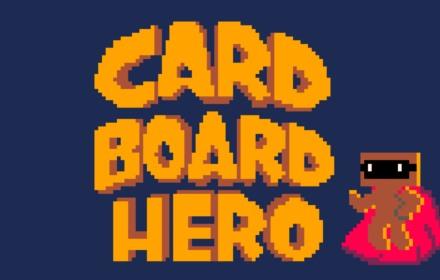 cardboard hero