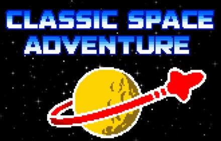 classic space adventure