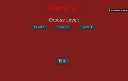 Deadly Golf