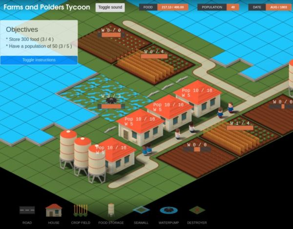 farmers and polders- tycoon