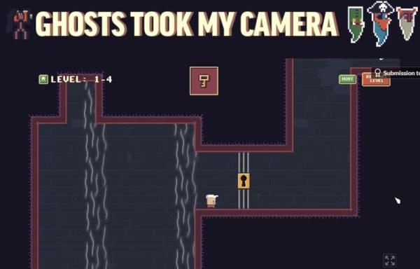 Ghosts took my camera