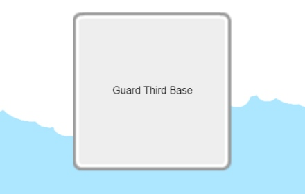 guard third base