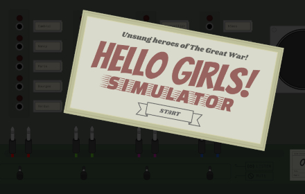 Hello Girls Simulator