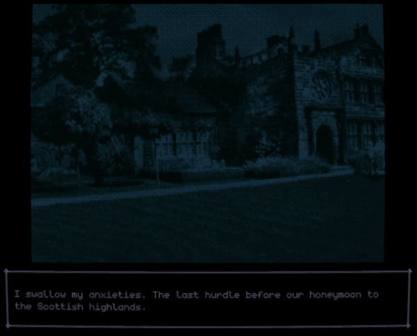 Interactive Horror Story Game 1