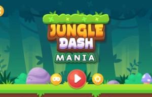 Jungle Dash Mania