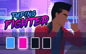 Educational Game Typing Fighter MarketJS