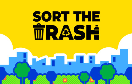 Sort The Trash - Environmental Awareness Game