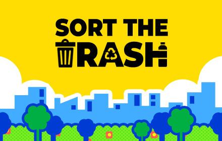 Sort The Trash - Environmental Awareness Game