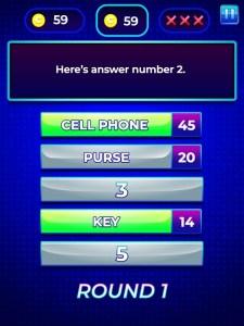 gameshow quiz survey