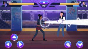 html5 arcade fighting