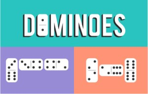 Dominoes Classic Board Game