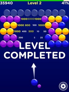 match-3 puzzle shooter 2