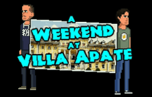 Point-N-Click Adventure Game Banner