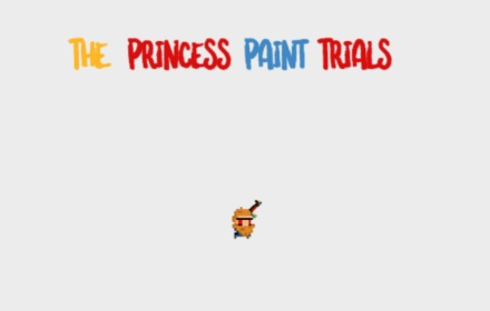 princess paint trials