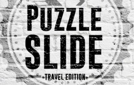 puzzle slide travel edition