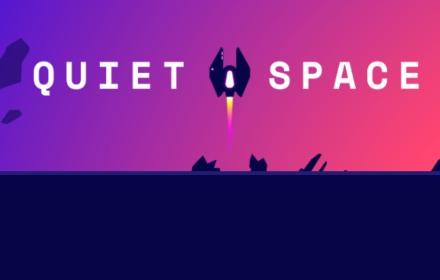 quiet space
