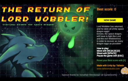 Return of Lord Wobbler