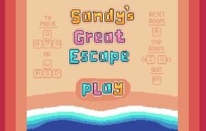 Sandy's Great Escape
