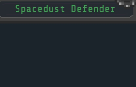 spacedust-defender