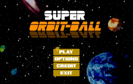 Super Orbit Ball