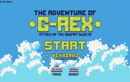 The adventure of G-Rex