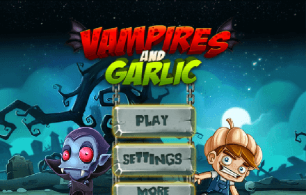 vampires and garlic - featured image