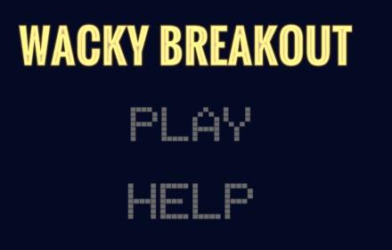 wacky breakout