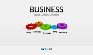 BusinessProject – Free Html5 Template