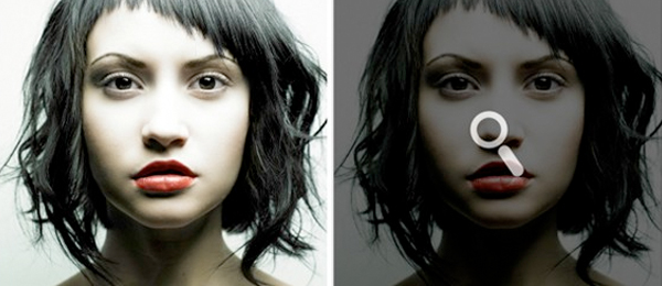 CSS3 & jQuery Fading Magnifying Effect