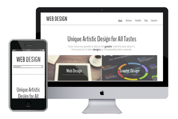 webdesign free responsive html5 templates