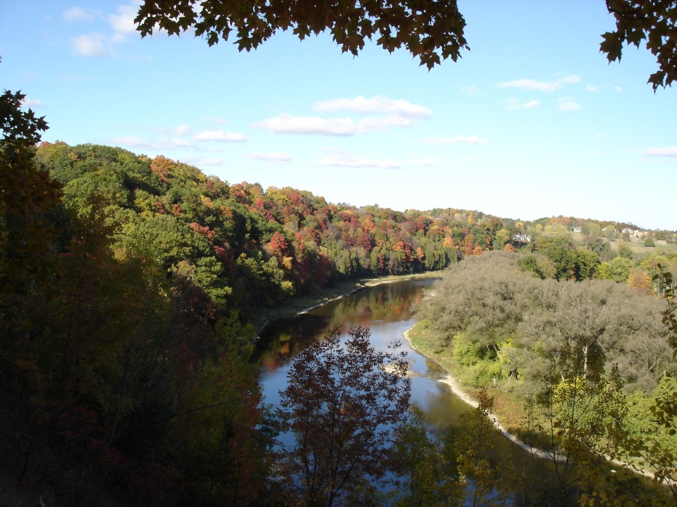 Pictures Of The Grand River In Kitchener