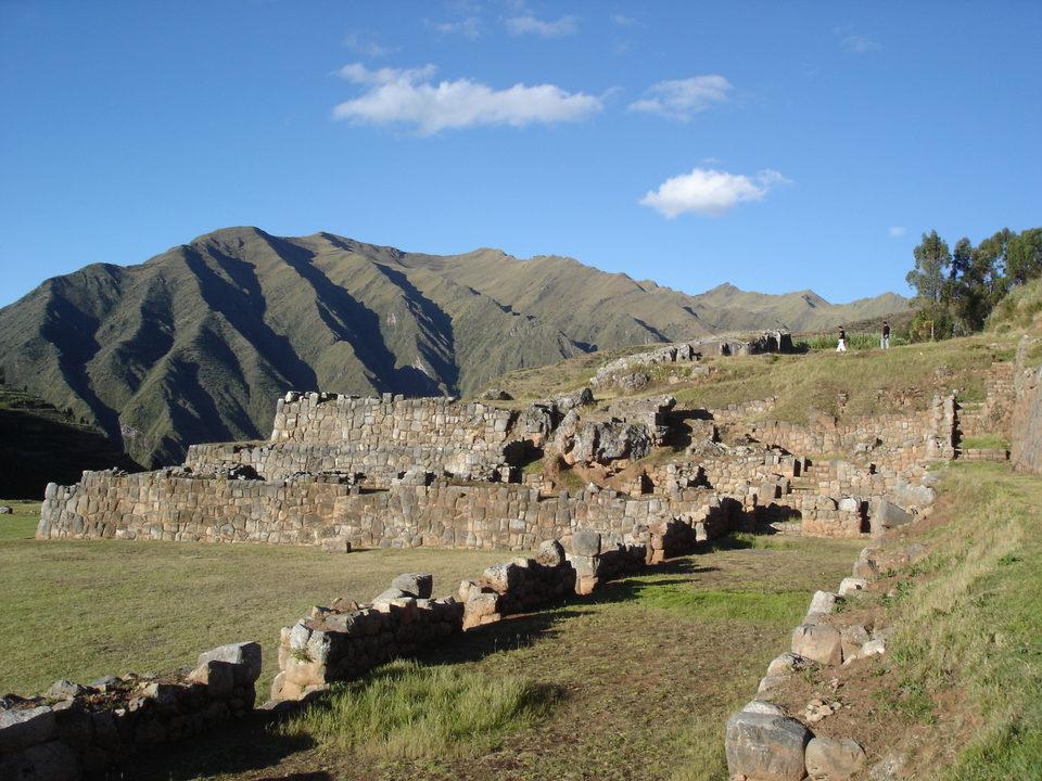 Pictures of Chinchero Peru