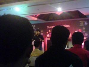 Rajesh patel talking on New media powering with CS4
