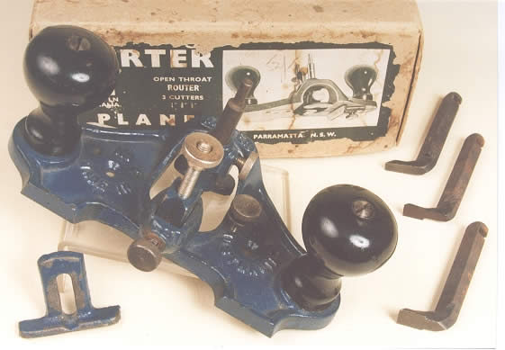 What Is A Router Plane