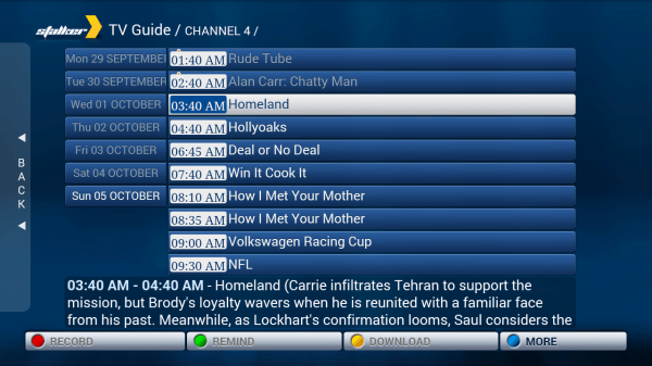 NTVmx Review Budget IPTV