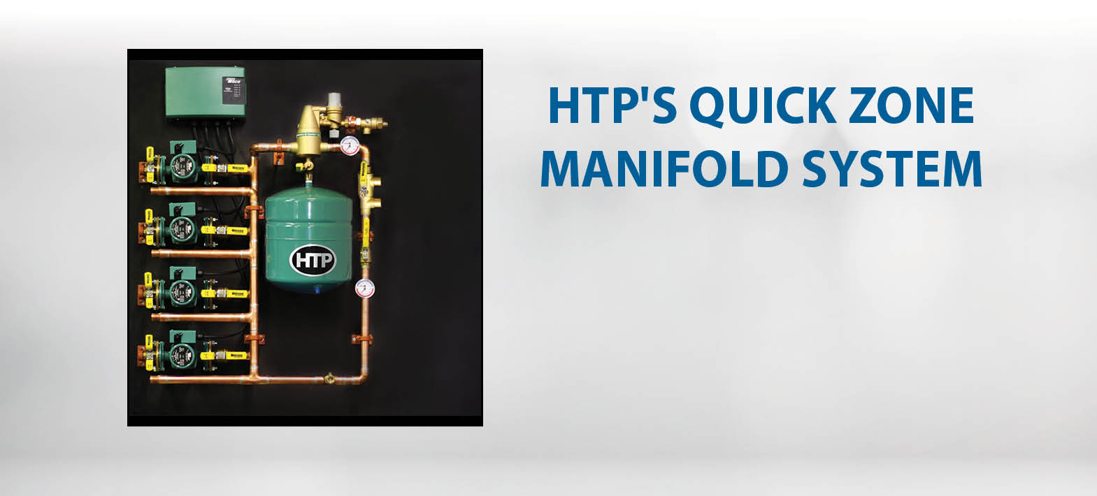 hight resolution of quick zone manifold system