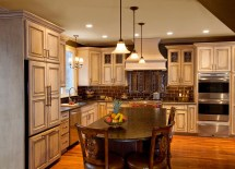 Country Kitchens Design & Remodeling Htrenovations